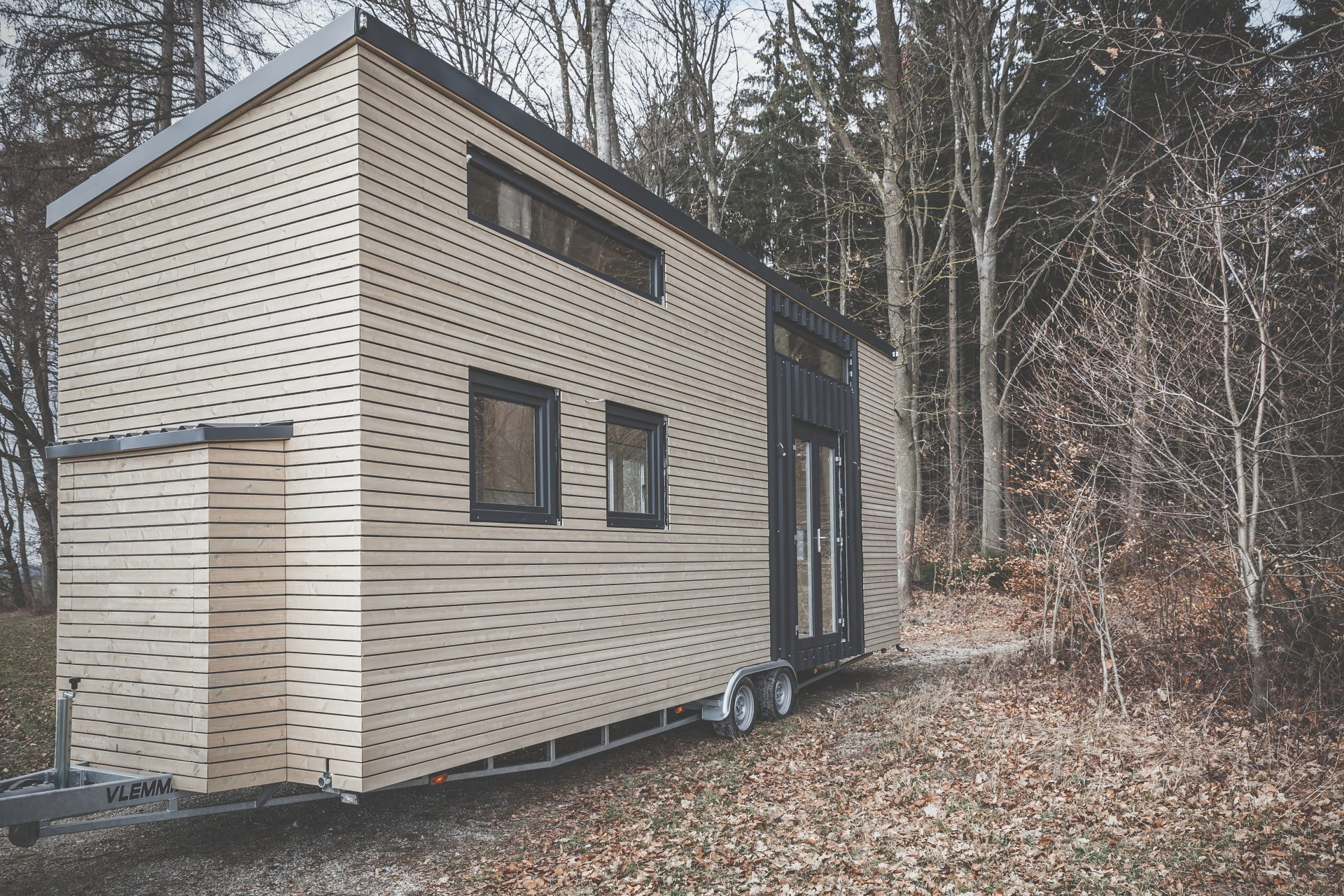 Tiny House Studios Moderne Minihauser Auf Radern Made In Germany